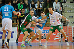 Handball Herren EHF-CUP 2011/2012, dritte Runde, Frisch Auf Göppingen - Tatabanya Carbonex KC