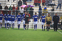 UCSB vs Rutgers Men's Soccer, September 12, 2008.