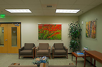 Overlake Hospital Medical Center Administration Lobby