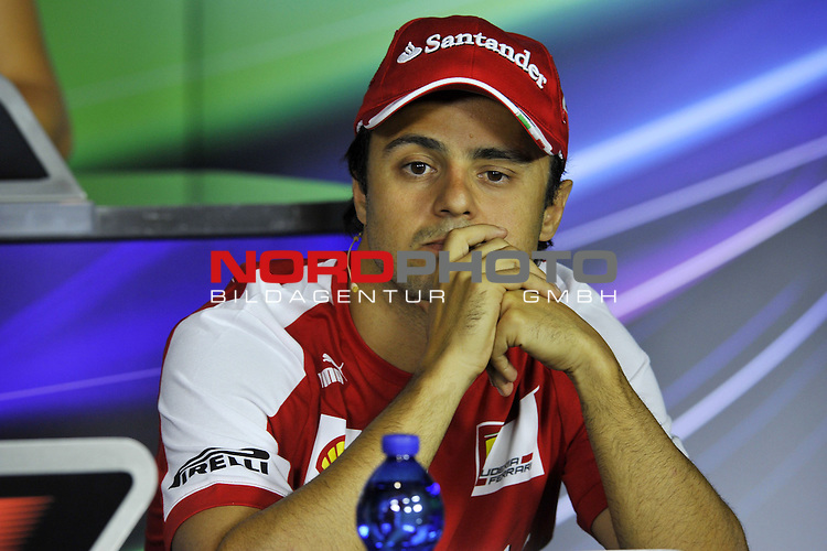 05.-08.09.2011, Autodromo Nationale, Monza, ITA, F1, Grosser Preis von Italien, Monza, im Bild  Felipe Massa (BRA), Scuderia Ferrari <br />  Foto &copy; nph / Mathis