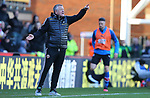 Sheffield United's manager Chris Wilder during the Premier League match at Selhurst Park, London. Picture date: 1st February 2020. Picture credit should read: Paul Terry/Sportimage