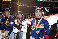 of Japan during World Baseball Championship at Petco Park in San Diego,California on March 20, 2006. Photo by Larry Goren/Four Seam Images
