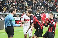 02.03.2014: Eintracht Frankfurt vs. VfB Stuttgart