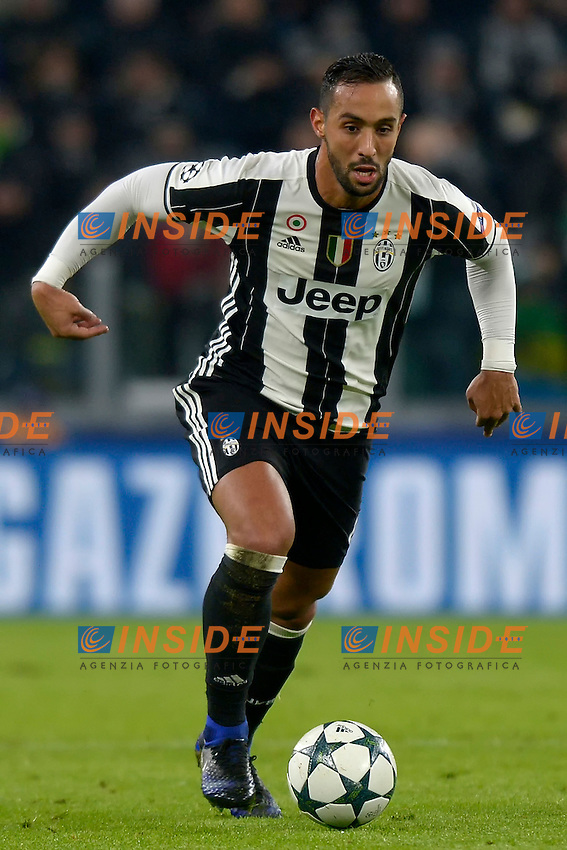 Mehdi Benatia Juventus <br /> Torino 07-12-2016 Juventus Stadium Football Calcio Champions League 2016/2017 Juventus - Dinamo Zagreb . Foto Filippo Alfero Insidefoto