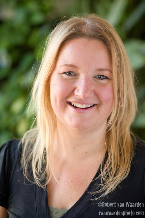 Portrait of Tatiana Glad from the Hub Amsterdam