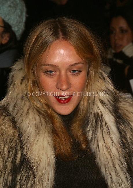 "Chloe Sevigny arriving at the premiere of ""Gangs of New York."" New York, December 9, 2002. Please byline: Alecsey Boldeskul/NY Photo Press.   ..*PAY-PER-USE*      ....NY Photo Press:  ..phone (646) 267-6913;   ..e-mail: info@nyphotopress.com"