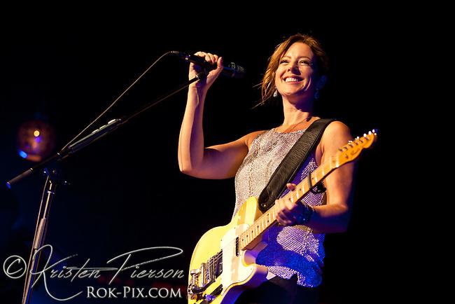 Sarah McLachlan performs at Mohegan Sun Arena