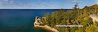64776-010.12 Castle Rock Pictured Rocks National Lakeshore, MI