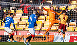 15.12.2019 Motherwell v Rangers: Allan McGregor pulls off a stunning save to deny Motherwell