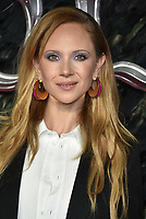 Juno Temple<br /> 'Maleficent: Mistress of Evil'  UK film premiere at the BFI Imax Waterloo, London England on October 09, 2019.<br /> CAP/Phil Loftus<br /> ©Phil Loftus/Capital Pictures / MediaPunch ***North America Only****