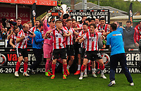 170422 Lincoln City v Macclesfield Town