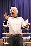 """Jerry Zaks during the open press rehearsal for """"A Bronx Tale - The New Musical""""  at the New 42nd Street Studios on October 21, 2016 in New York City."""