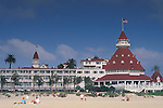 Hotel del Coronado+Coronado San Diego County, CALIFORNIA