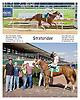 Stratoridge winning at Delaware Park on 10/10/12