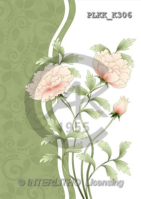 Kris, FLOWERS, paintings(PLKKK306,#F#) Blumen, flores, illustrations, pinturas ,everyday