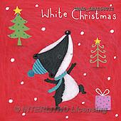 Addy, CHRISTMAS ANIMALS, WEIHNACHTEN TIERE, NAVIDAD ANIMALES, paintings+++++,GBADLBA158012,#XA#