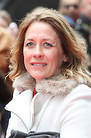 Sarah Beeney arriving for the Postman Pat Premiere, Odeon West End, London. 11/05/2014 Picture by: Alexandra Glen / Featureflash