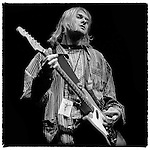 "Kurt Cobain opening night of Nirvana's final tour: ""In Utero"" at the Arizona State Fair, October 18, 1993"
