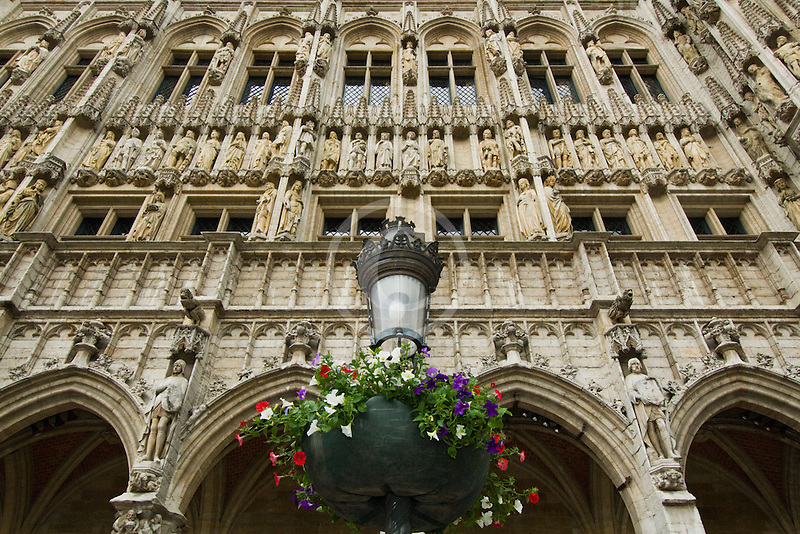 Belgium, Brussels, Town Hall, Grand Place