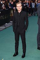 "Tom Glynn-Carney<br /> arriving for the ""TOLKIEN"" premiere at the Curzon Mayfair, London<br /> <br /> ©Ash Knotek  D3499  29/04/2019"