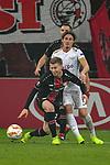 08.11.2018, BayArena, Leverkusen, Europaleque, Vorrunde, GER, UEFA EL, Bayer 04 Leverkusen (GER) vs. FC Zuerich (SUI),<br />  <br /> DFL regulations prohibit any use of photographs as image sequences and/or quasi-video<br /> <br /> im Bild / picture shows: <br /> Mitchell Weiser (Leverkusen #23), im Zweikampf gegen  Hekuran Kryeziu (FC Zuerich #71), <br /> <br /> Foto &copy; nordphoto / Meuter<br /> <br /> <br /> <br /> Foto &copy; nordphoto / Meuter