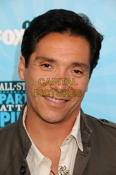 BENITO MARTINEZ.FOX All-Star Party 2008 at the Santa Monica Pier, Santa Monica, California, USA..July 14th, 2008.headshot portrait .CAP/ADM/BP.©Byron Purvis/AdMedia/Capital Pictures.
