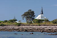 Anglican Church, Raukokore, Bay of Plenty, north island, New Zealand, Highway 35.