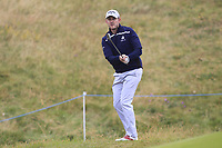 Stuart Manley (WAL) on the 6th during Round 2 of the Irish Open at LaHinch Golf Club, LaHinch, Co. Clare on Friday 5th July 2019.<br /> Picture:  Thos Caffrey / Golffile<br /> <br /> All photos usage must carry mandatory copyright credit (© Golffile | Thos Caffrey)