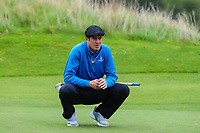 Vernon kay during the Graham Wylie Foundation- Have A Heart- golf day with Lee Westwood and Ronan Keating at Close House Golf Club, Heddon on the wall, England on 10 September 2018. Photo by Thomas Gadd.