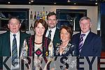 Enjoying the East Kerry GAA social in the Gleneagle Hotel, Killarney on Saturday night l-r: Tim Ryan, Eileen Doolan, Pat O'Brien, Kathleen O'Brien and Billy Doolan Kilcummin   Copyright Kerry's Eye 2008