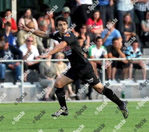 2009-06-24 / Voetbal / KVC Westerlo seizoen 2009-2010 / Sahin Emre ..Foto: Maarten Straetemans (SMB)
