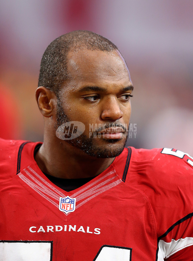 Dec 27, 2015; Glendale, AZ, USA; Arizona Cardinals linebacker Dwight Freeney (54) against the Green Bay Packers at University of Phoenix Stadium. Mandatory Credit: Mark J. Rebilas-USA TODAY Sports