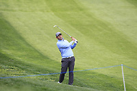 Pablo Larrazabal (ESP) on the 4th during Round 1 of the Open de Espana 2018 at Centro Nacional de Golf on Thursday 12th April 2018.<br /> Picture:  Thos Caffrey / www.golffile.ie<br /> <br /> All photo usage must carry mandatory copyright credit (&copy; Golffile | Thos Caffrey)
