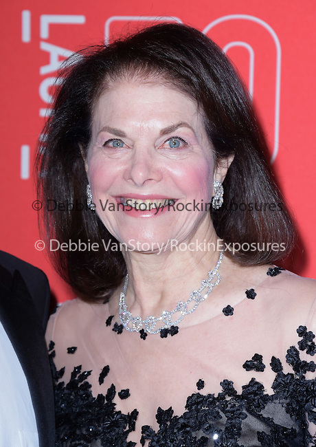 Sherry Lansing attends LACMA's 50th Anniversary Gala held at LACMA in Los Angeles, California on April 18,2015                                                                               © 2015 Hollywood Press Agency