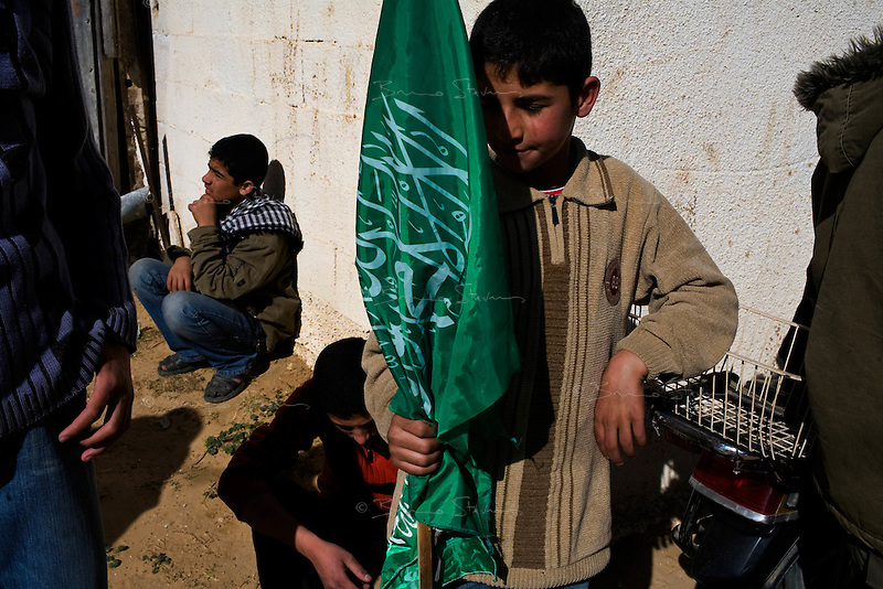 Rafah, Gaza Strip, Jan 15 2009.