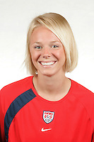 Jamie Klages, U.S. Under 20 Women's National Team Training Camp, Home Depot Center, Carson, CA. May 24, 2005