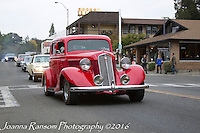 Mariposa Chamber of Commerce Car Show 2016