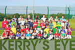 ACADEMY: Many youths from around Kerry who attended the Registration and Academy of the Kingdom Boys School at the North Campus IT Tralee on Saturday with their coaches...   Copyright Kerry's Eye 2008