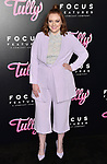 LOS ANGELES, CA - APRIL 18: Actress Shannon Purser attends the Premiere Of Focus Features' 'Tully' at Regal LA Live Stadium 14 on April 18, 2018 in Los Angeles, California.