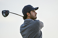 Abraham Ancer (MEX) watches his tee shot on 11 during day 2 of the Valero Texas Open, at the TPC San Antonio Oaks Course, San Antonio, Texas, USA. 4/5/2019.<br /> Picture: Golffile | Ken Murray<br /> <br /> <br /> All photo usage must carry mandatory copyright credit (&copy; Golffile | Ken Murray)