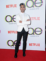 07 February 2018 - West Hollywood, California - Tan France. &quot;Netflix's &quot;Queer Eye&quot; Season 1 Premiere held at the Pacific Design Center. <br /> CAP/ADM/BT<br /> &copy;BT/ADM/Capital Pictures