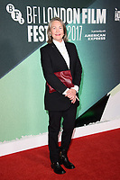 Cherry Jones at the London Film Festival 2017 screening of &quot;The Party&quot; at Embankment Gardens Cinema, London, UK. <br /> 10 October  2017<br /> Picture: Steve Vas/Featureflash/SilverHub 0208 004 5359 sales@silverhubmedia.com