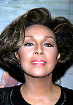 Diahann Carroll at the National Board of Review Film Awards at the Waldorf Astoria in New York City on February 9th, 1998.