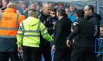 11.11.18 Rangers v Motherwell: Stephen Robinson reacts