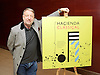 Peter Hook, Mike Pickering and Graeme Park reunited for a special event ahead of the release of the HACIENDA CLASSICAL album (on 21st Oct 2016) this month, and the airing of the HACIENDA HOUSE ORCHESTRA documentary on Channel 4.<br /> 13th October 2016 <br /> Central London, Great Britain <br /> <br /> Peter Hook is executive producer of HACIENDA CLASSICAL.  It takes the un-mistakeable sound of legendary Manchester club FAC 51 The Hacienda, and puts a symphonic spin on classics such as 'You've Got the Love' and 'Ride on Time'. The album follows unprecedented demand for live HACIENDA CLASSICAL shows, including a Royal Albert Hall concert which sold out in minutes<br /> <br /> Peter Hook<br /> <br /> Photograph by Elliott Franks <br /> Image licensed to Elliott Franks Photography Services