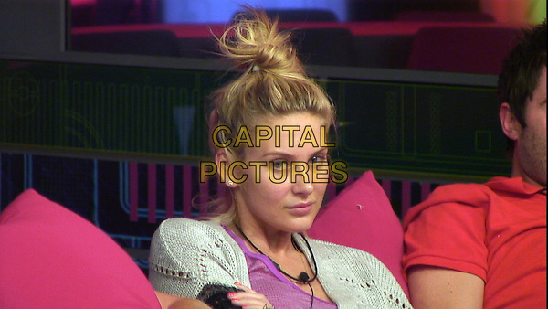 Stephanie Pratt<br /> in Celebrity Big Brother - Summer 2014 (Day 10)<br /> *Editorial Use Only*<br /> CAP/NFS<br /> Image supplied by Capital Pictures