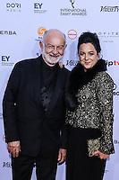 NEW YORK, NY 21.11.2016 - EMMY-2016 - Silvio de Abreu durante tapete vermelho do Emmy Internacional 2016 prêmio dos melhores atores e novelas da TV, em Nova York, nos Estados Unidos na noite desta segunda-feira, 21. (Foto: Vanessa Carvalho/Brazil Photo Press)