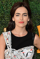 BEVERLY HILLS - OCTOBER 15:  Camilla Belle at the 7th Annual Veuve Clicquot Polo Classic at Will Rogers State Historic Park on October 15, 2016 in Pacific Palisades, California. Credit: mpi991/MediaPunch