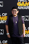 SANTA MONICA, CA - FEB 18: Rico Rodriguez at the 2012 Cartoon Network Hall of Game Awards at Barker Hangar on February 18, 2012 in Santa Monica, California