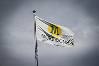 Morrisons Supermarket - flag